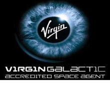 Virgin Galactic accredited space agent