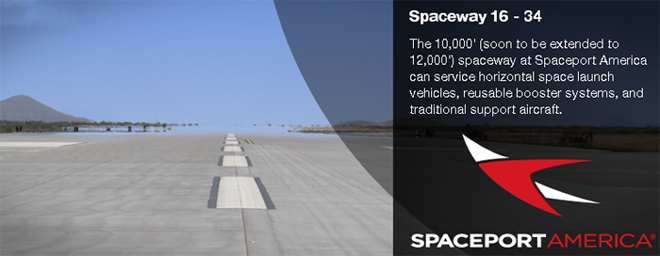 Runway Spaceport America