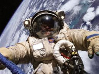 Be one of the first private people to do a space walk