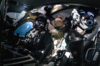 First Virgin Galactic Passenger