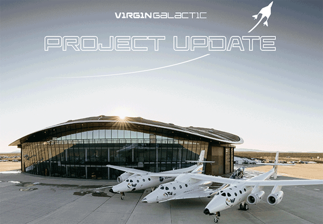 Virgin Galactic Update - October 2020